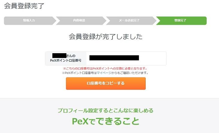 PeX登録手順04