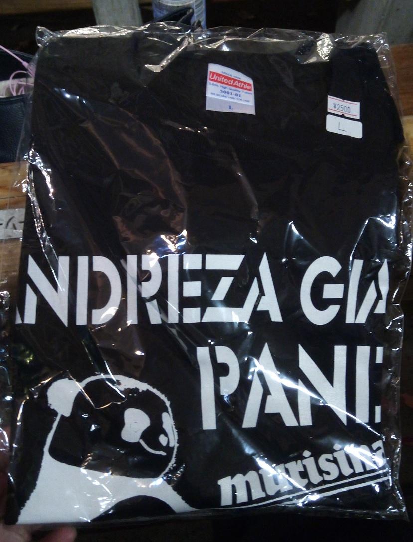 アンドレザTシャツ01
