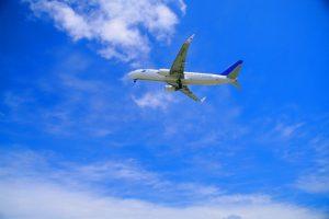飛行機-空